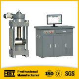 Compressão do cimento de Yaw-300b e máquina de teste Flexural com relatório do laboratório