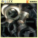 Tuerca de ojo de acero al carbono DIN582 con buena calidad y precio más barato