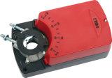 Под действием электропривода 2 латунь шаровой клапан с исполнительными механизмами блока заслонки впуска воздуха