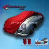 Assento de carro vermelho