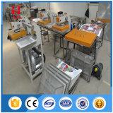 Doble posición Semiautomática Máquina de transferencia de calor