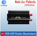Sistema de rastreamento de software gratuito Coban Engine Inmovilizador GPS Tracker Tk103A, Tracker GPS para o anti-roubo do carro
