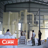 Polvere di produzione di ceramica della macchina che fa macchina