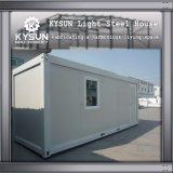 강철 구조물 빛 강철 콘테이너 임시 사무실을%s 빠른 임명 집