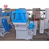 Bloque de plástico tubo/HDPE Shredder Shredder máquina