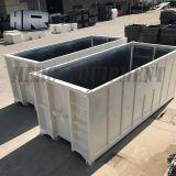 [15م] خارجيّة [وست منجمنت] فولاذ كلاب مصعد خانة [هووكليفت] وعاء صندوق