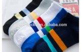 Les hommes brodé personnalisé Chaussettes Chaussettes usine 100 polyester