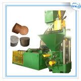 Remplir la ligne de production de déchets de métal recycler le briquettage Appuyer sur ce