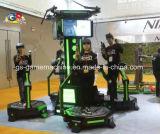 Juegos virtuales completos del coche de Vr de la arcada de la realidad del casco de Vr