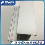 ISO 6.063 T5 perfil de alumínio de electroforese brilhante para porta/janela