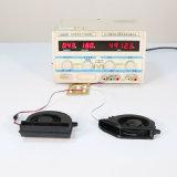 107*100*36mm 5V -24V DC sans balai de ventilateur de refroidissement ventilateur