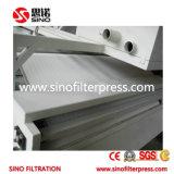 Petit prix de constructeur de filtre-presse de courroie d'acier inoxydable