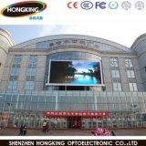 Colore completo esterno P6 che fa pubblicità al quadro comandi del LED