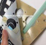 Indicador LED de Equipamentos Industriais OEM Interruptor de Membrana com botões Enbossed Dome