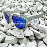 2017の方法傾向ハンドメイドの防眩ミラーレンズのサングラス