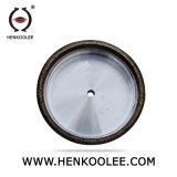 Rotella rigida personalizzata della tazza del diamante dell'obbligazione del metallo di formato di buona qualità