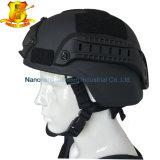 Poids léger chaud Mich2000 niveau ballistique tactique Iiia de la norme 0101.06 de Nij de casque d'Aramid de vente/Kevlar. Magnétique 44
