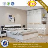 Het comfortabele Bed van de Slaapkamer van de Stijl van het Ontwerp Amerikaanse Houten (hx-8NR0679)