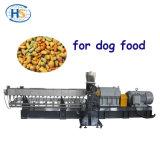 Alimento per animali domestici che fa la macchina gemellare Co-Girante dell'estrusore a vite