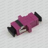 Het Oor Sx die van Sc Sm/mm/APC/Om3/Om4 de Adapter van de Optische Vezel lassen