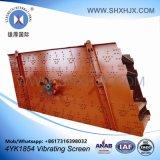 Vender en caliente de minería de gran capacidad, pantalla de vibración