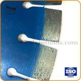 400мм металлокерамические сегментированный влажных алмазные пилы для каменной кладки и асфальт