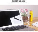 La promotion de la lampe de bureau à LED USB Livre Voyant DEL de lampe de table