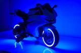 車、模倣されたオートバイの電池式の乗車