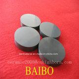 黒い耐久力のある窒化珪素陶磁器ディスク