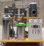 Machine d'épurateur de pétrole de catégorie comestible d'acier inoxydable, filtration d'huile de cuisine