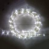[13مّ] مستديرة 2 سلك [لد] حبل ضوء لأنّ زخرفة خارجيّة