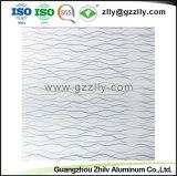 Soffitto glassato mattonelle del soffitto del metallo di materiale da costruzione