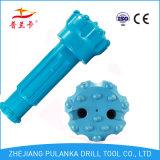 Bons morceaux de foret élevés de marteau de la pression atmosphérique DHD340 DTH de la qualité 115mm