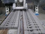 De lineaire Balustrade die van de Pijler van de Kolom van het Traliewerk Machine profileren