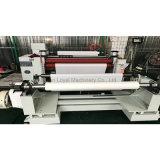 Roulis de papier automatique d'étiquette, film, machine de Rewinder de découpeuse de bande de mousse