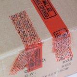 ボイドシールの機密保護テープタンパーの明白なテープ