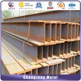 Tailles de faisceau H en acier structurel fer H bas prix de faisceau