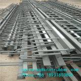 Placa de acero profesional junta de dilatación del puente con un alto rendimiento