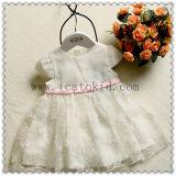 Платье 100% чисто ребёнка хлопка ежедневное для маленького ребёнка