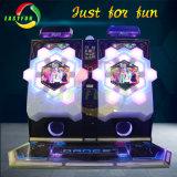 O Clube de Lazer 2 Players dance dança cúbicos máquina de jogos