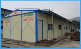 研修会の/Cheapの地震の抵抗の家のためのまたは台風の家またはプレハブの絶縁体の家に対するプレハブの鉄骨構造の家