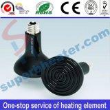 Lámpara de cerámica/radiador del infrarrojo lejano del bulbo/del calentador