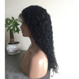 Peluca delantera vendedora caliente del cordón del pelo humano del 100% para las mujeres