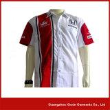 Personalizzato due camice stampate Guangzhou della squadra di pozzo di tono (S116)