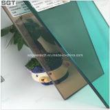 6mmは建物のためのガラスによって染められたガラス反射ガラスを着色した