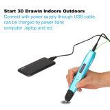 2017 베스트셀러 고열 3D 펜, 3D 인쇄 기계 펜, Ce/FCC/RoHS 증명서를 가진 예술 기술을%s 3D 제도용 펜