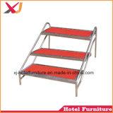 옥외를 위한 Foldable 이동할 수 있는 단계 연회 또는 대중음식점 또는 호텔 또는 결혼식 또는 당