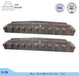 Griglia automatica delle parti della trinciatrice dell'alta di manganese riva del fiume dell'acciaio