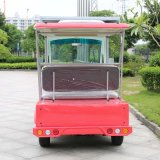 Ce Approved 8 Seater Electric Sightseeing Shuttle Car (DN-8F)