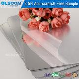 Plastikfarben-Acrylspiegel-materielles dekoratives Acrylspiegel-Panel